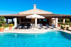 Villa en Manacor - Villa 98 in Manacor villa with private pool and wi
