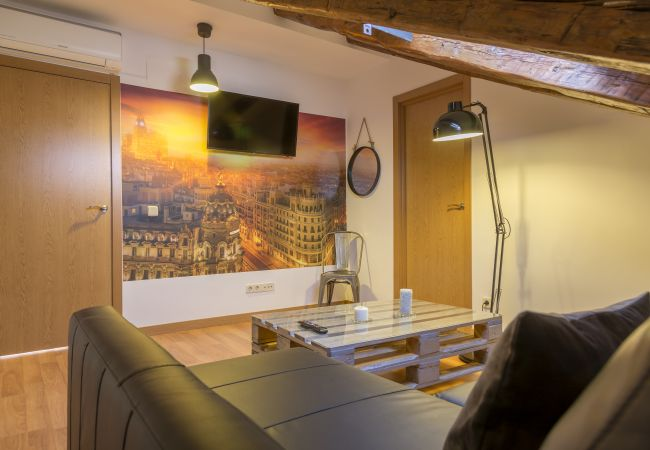 Apartment in Madrid - 7rooms7 Plaza Mayor Deluxe