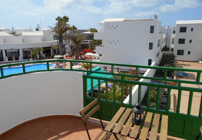 Apartment in Costa Teguise - CT BEACH 325 1D