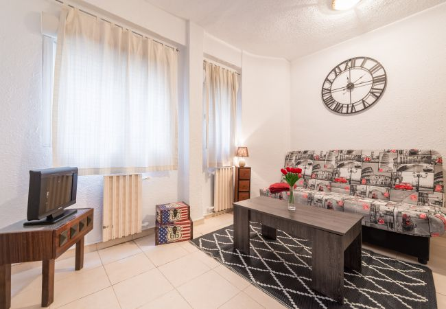 Studio in Madrid - (CAN38) Best Offer Madrid Atocha